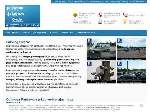 Parkingokecie16.pl
