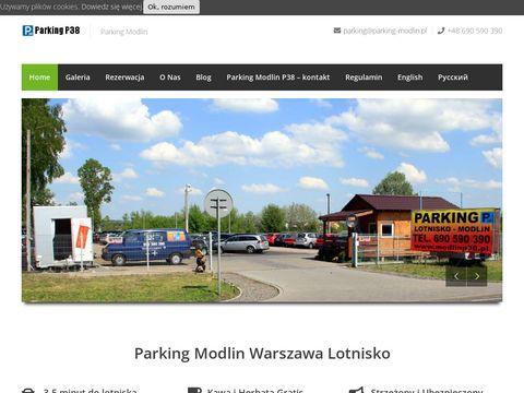 Parking-modlin.pl