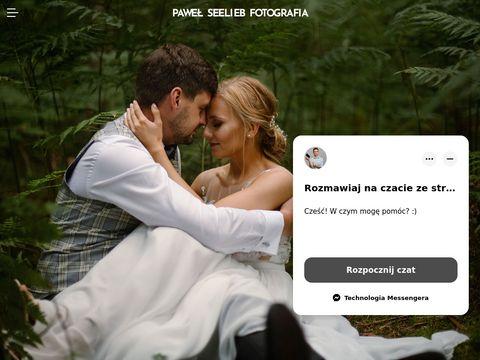 Pawelseelieb.pl fotografia ślubna