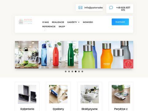 Paters Design gadżety reklamowe