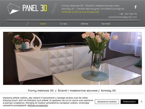 Panel3dmdf.pl - panele dekoracyjne
