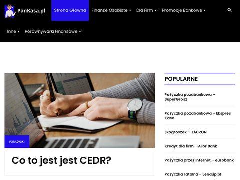 Pankasa.pl - darmowe chwilówki