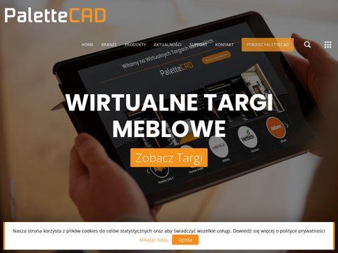 Palettecad.pl program do projektowania mebli