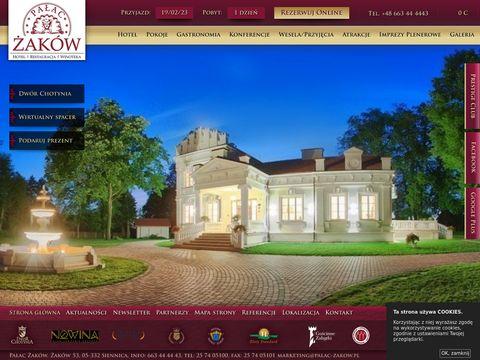 Pałac Żaków hotel butikowy