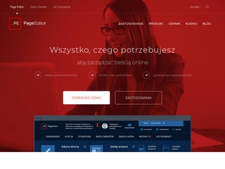 PageEditor.pl system CMS