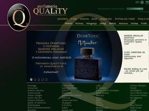 Perfumeriaquality.pl woda Królowej Węgier