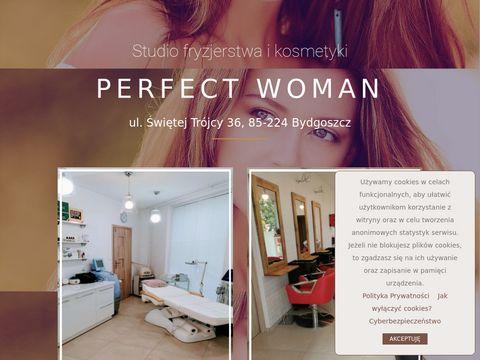 Perfect-woman.pl - salon kosmetyczny