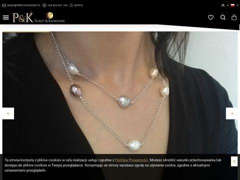 Perlyikamienie.pl - perły