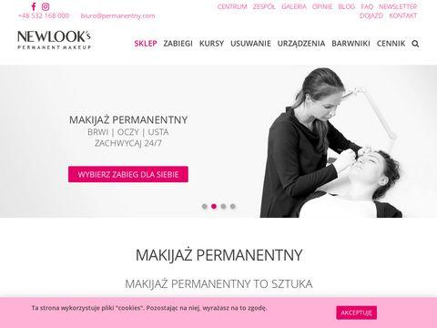 Permanentny.com kurs makijażu