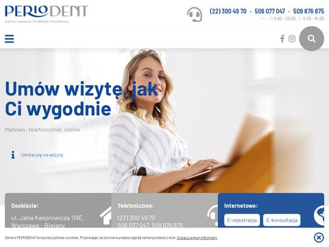 Periodent.com.pl - ortodonta Warszawa
