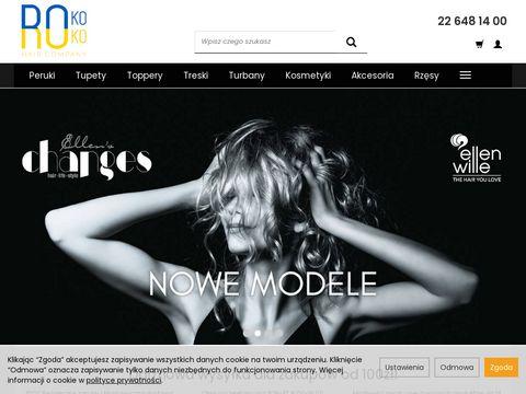 Peruka.pl Kraków