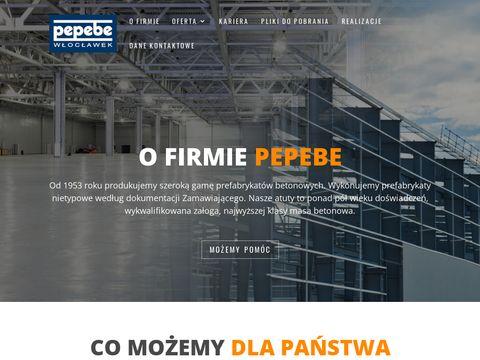 Pepebe - projekt garażu