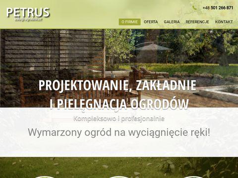 Petrus-ogrodnictwo.pl