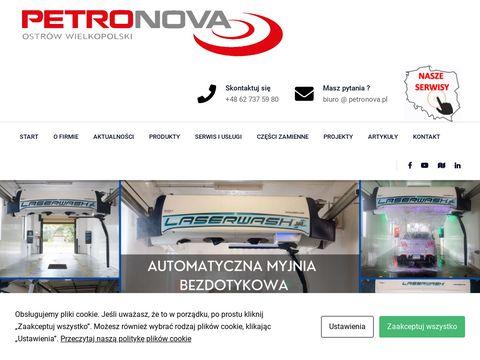 Petronova legalizacja dystrybutorów LPG