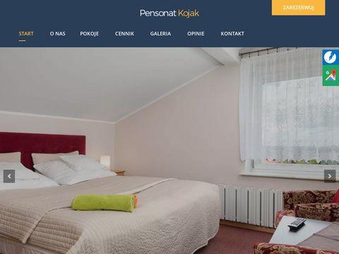 Pensjonatkojak.pl hotel Jastrzębia Góra