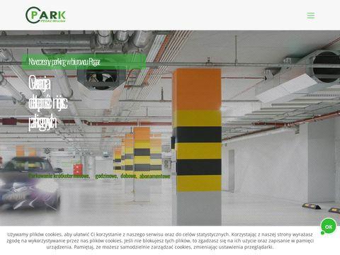 Pegaz.carpark.com.pl parking strzeżony Wrocław