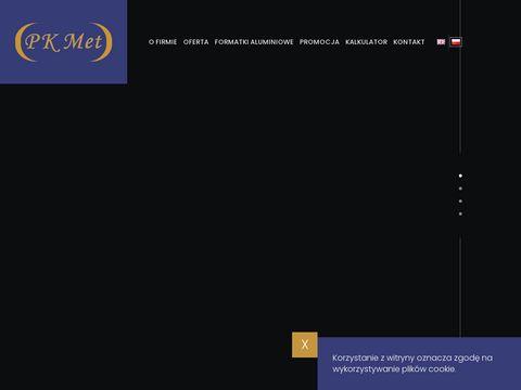 PK MET - aluminium Bydgoszcz