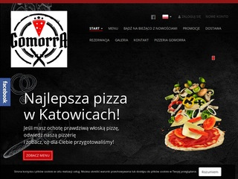 Pizzeriagomorra.pl Piotrowice