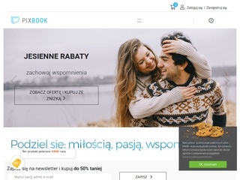 Pixbook.pl - fotoksiążka online
