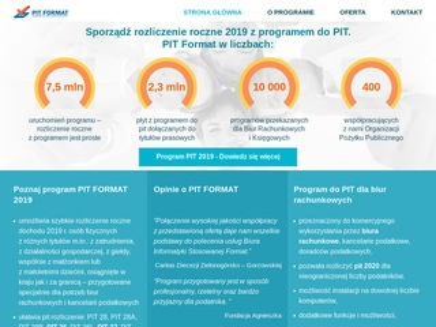 Pit-biuro.pl program