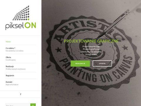 PikselON - reklama, strony www, drukarnia