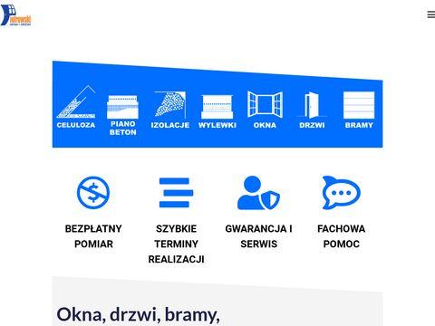 Piotrowski-okna.pl wylewki anhydrytowe
