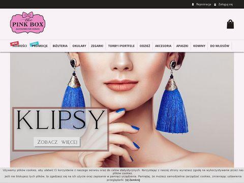 Pinkbox.com.pl torebki damskie listonoszki