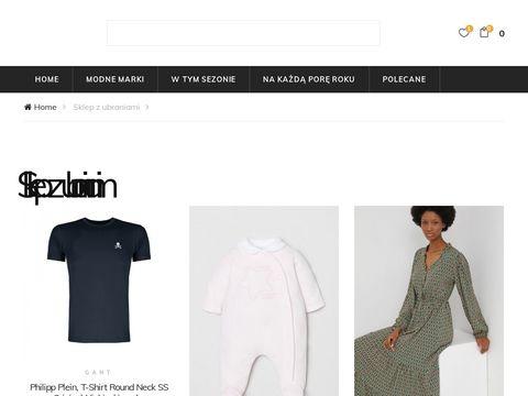 Sklep internetowy Piccolino - ubranka dla dzieci