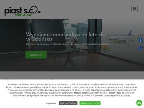 Piast s.c. - wypożyczalnia samochodów Gdańsk