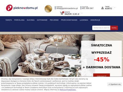 Pieknowdomu.pl prezenty ślubne - sklep internetowy
