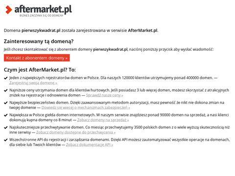 Pierwszykwadrat.pl kawalerki na sprzedaż Łódź