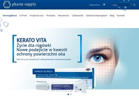 Pharm Supply sp. z o.o. biolan żel do oczu