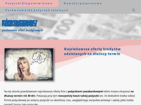 Pozyczkidlugoterminowe.pl