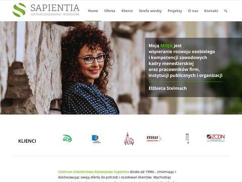 Sapientia pomoc pedagogiczna Szczecin