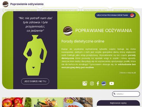 Poprawianieodzywiania.pl dietetyk
