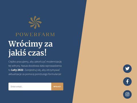 Powerfarm.com.pl agregat brona talerzowa