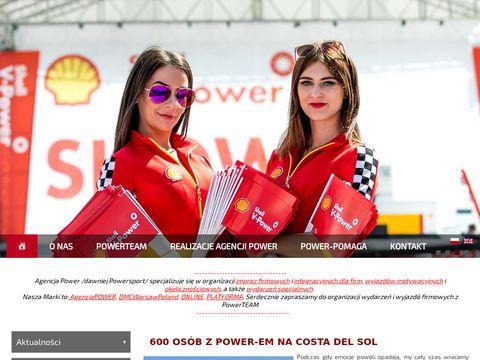 Powersport.pl karty sportowe