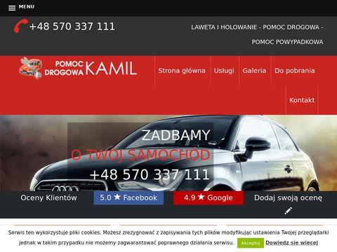 Pomocdrogowakamil.pl
