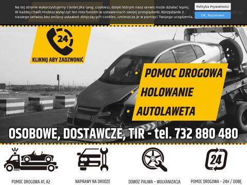 Pomoc-drogowa-a1-a2-24h.pl Stryków