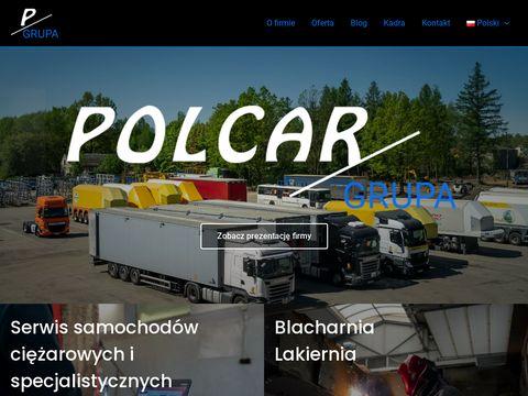 POLCAR - stacja kontroli pojazdów