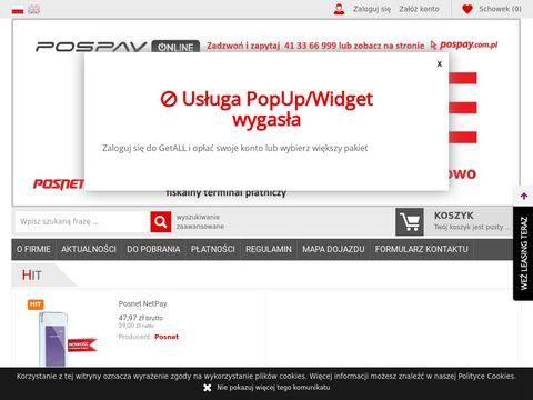Polskiekasy.pl terminale płatnicze