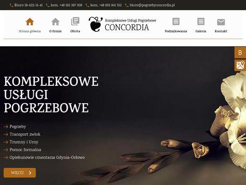 Pogrzebyconcordia.pl