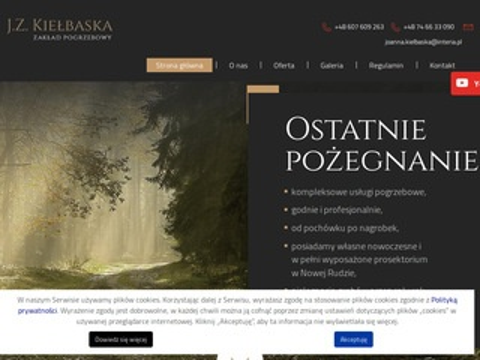 Pogrzeby.nowaruda.pl