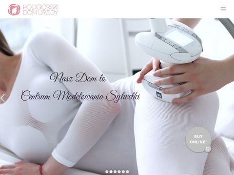 Podgórski Dom Urody gabinet kosmetyczny w Krakowie
