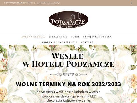 Podzamcze - Hotel i Restauracja, Góra Kalwaria