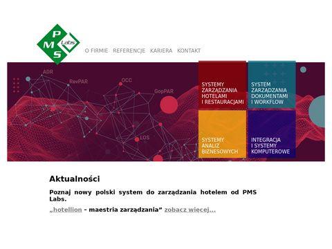 PMS Labs - Systemy zarządzania dokumentacją