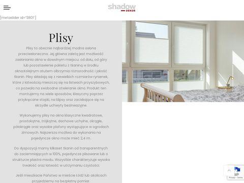 Plisy.com sklep