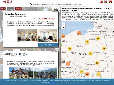Planetawypoczynku.pl portal