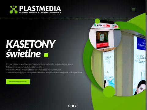 Plastmedia - reklamy świetlne