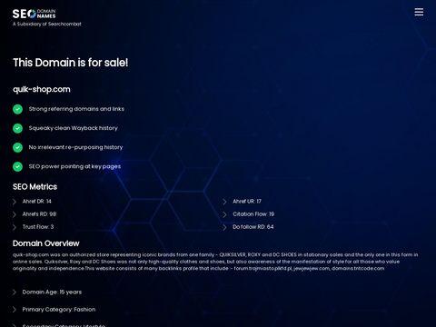 Quik-shop.com bluzy DC